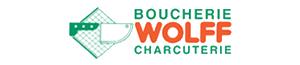 Logo de la boucherie Wolff
